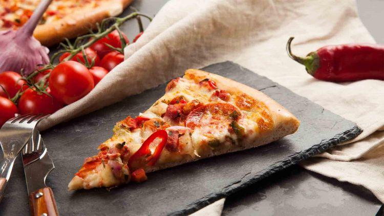 Taller de Creación de Pizzas