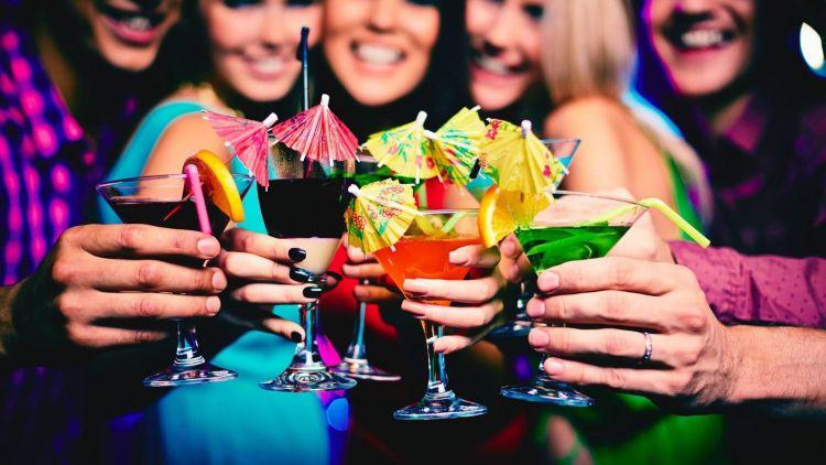 Maridaje: Tapas + cócteles