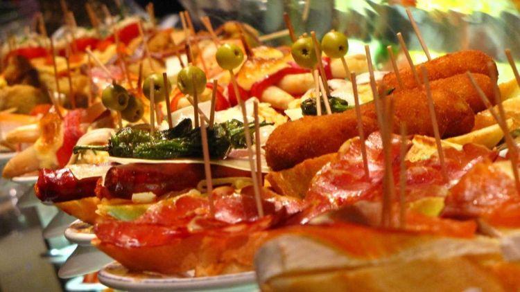 Ruta gastronómica de tapas