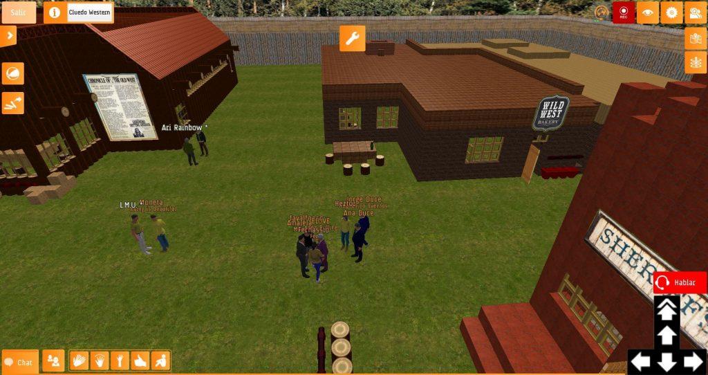 Cluedo en Virtual