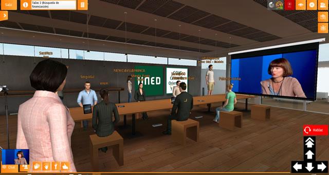 Congresos y reuniones virtuales