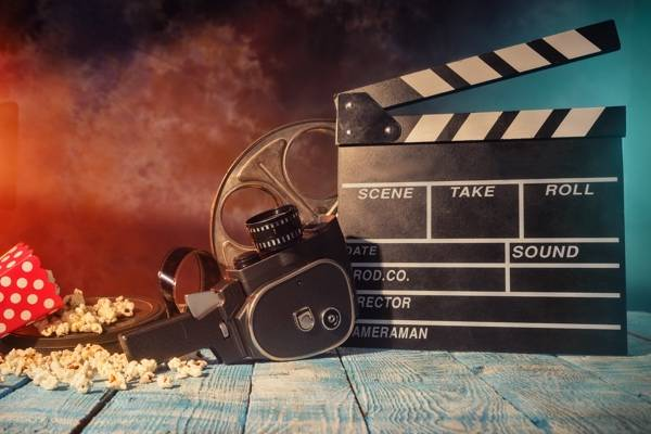 Director de cine por un día
