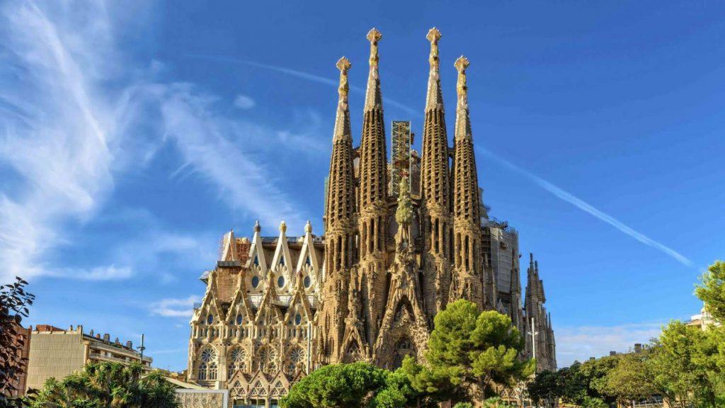 Ruta turística por Barcelona