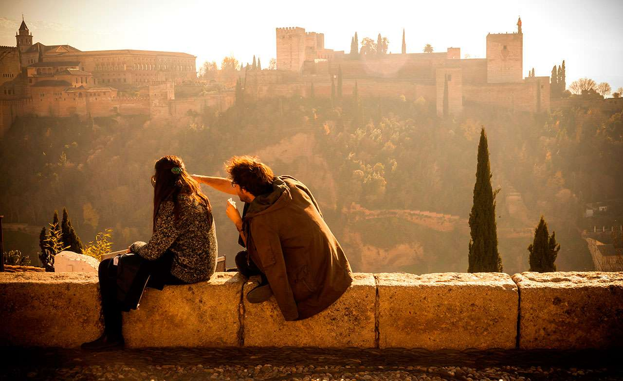 Ruta turística por Granada