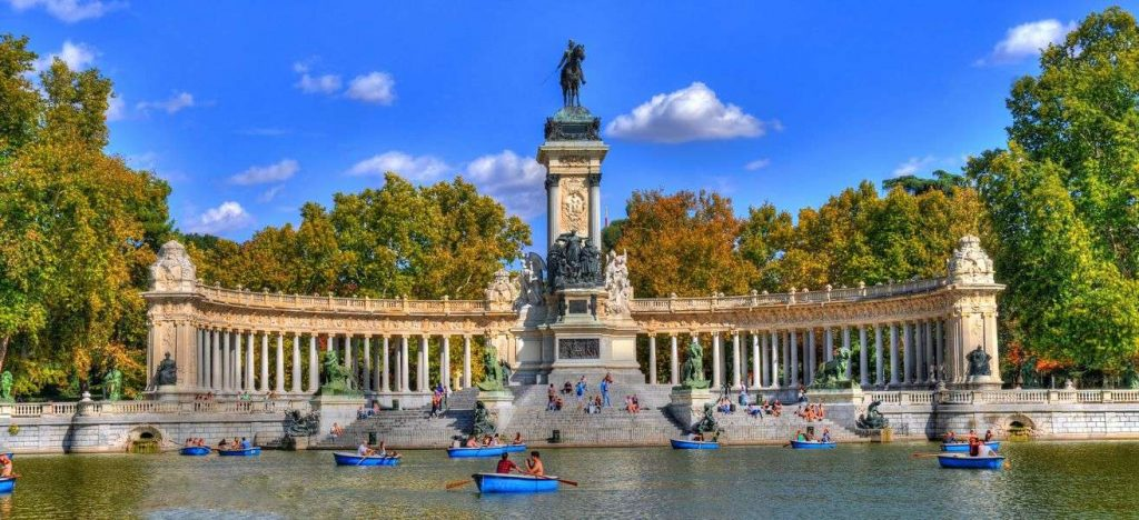 Ruta turística por Madrid