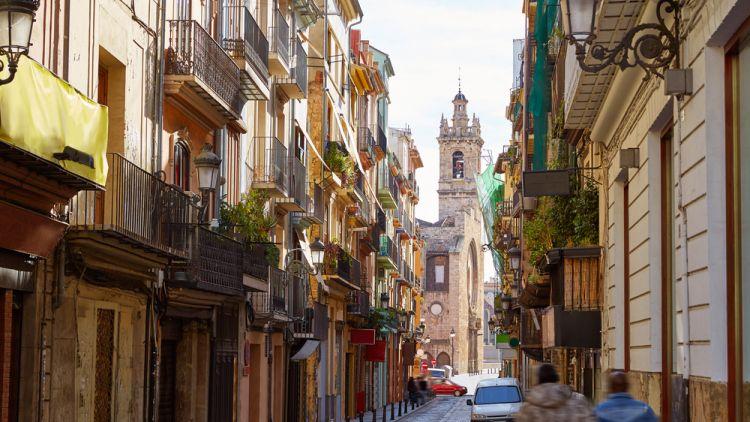 Ruta turística por Valencia