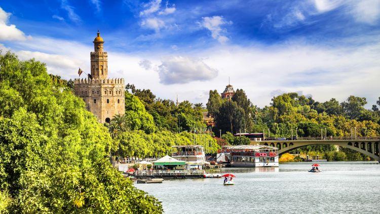 Ruta turística por Sevilla