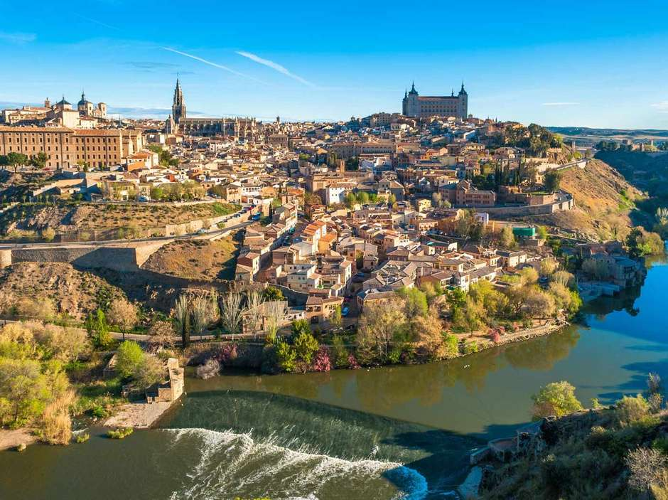 Ruta turística por Toledo