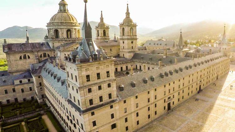 El Escorial: Visita cultural y gastronómica