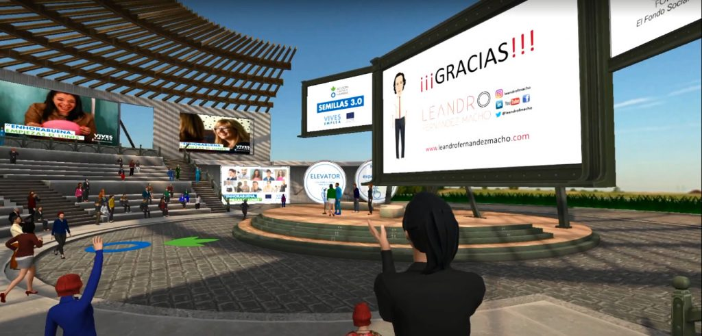 convertir una conferencia presencial en un evento virtual