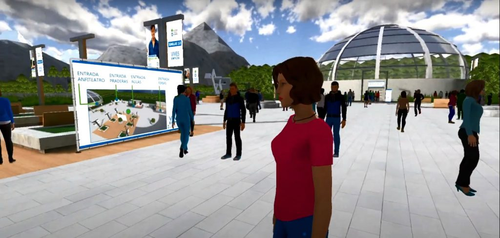 speed networking virtual