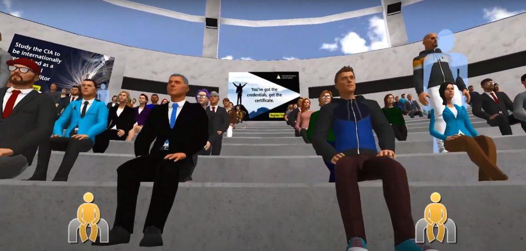eventos virtuales de éxito