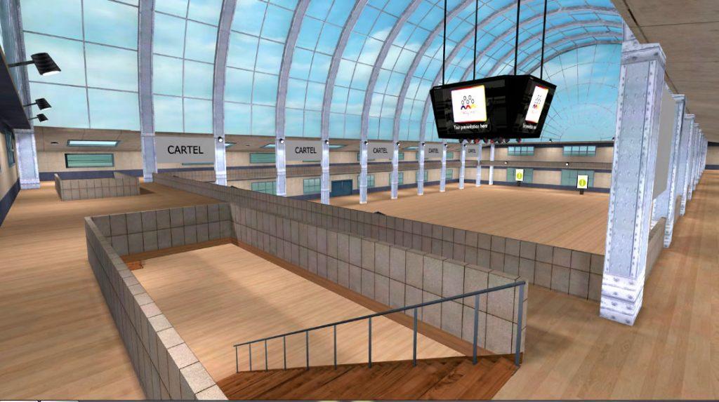 mundos virtuales para event planners